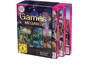 Games3 – Mega Box Vol.1 - PC