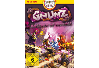 Gnumz – Master of Defense - PC
