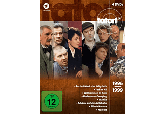 Tatort Klassiker – 90er Box 3 - (DVD)