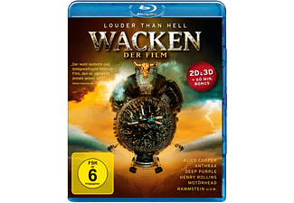 Wacken - Der Film [3D Blu-ray (+2D)]