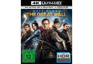 The Great Wall - (4K Ultra HD Blu-ray + Blu-ray)