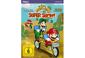 Die Super Mario Bros. Super Show!, Vol. 2 - (DVD)