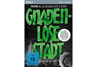 Gnadenlose Stadt - 65. Revier New York, Vol. 3 - (DVD)