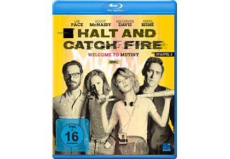 Halt and Catch Fire 2.Staffel - (Blu-ray)