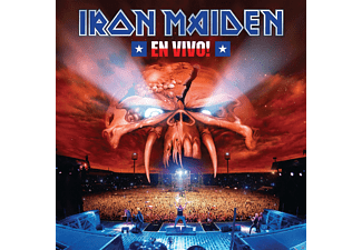 Iron Maiden - En Vivo - (Vinyl)