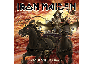 Iron Maiden - Death On The Road - (Vinyl)