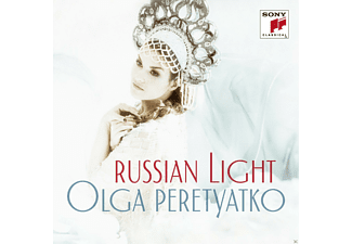 Olga Peretyatko - Russian Light - (CD)