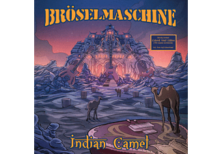 Bröselmaschine - Indian Camel - (Vinyl)