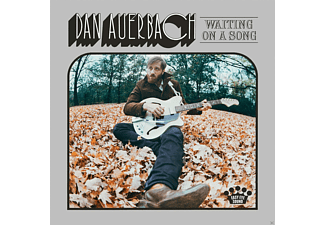 Dan Auerbach - Waiting on a Song - (CD)