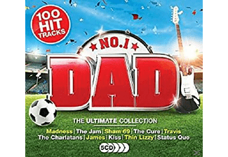 VARIOUS - Ultimate Number 1 Dad - (CD)
