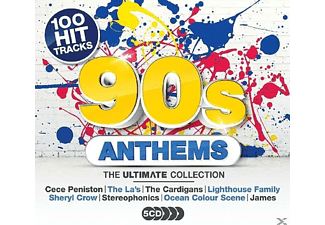 VARIOUS - Ultimate 90s Anthems - (CD)