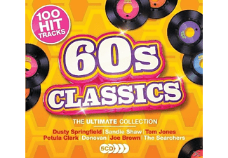 Various - Ultimate 60s Classics - (CD)