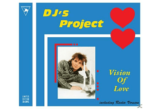 Dj's Project - Vision Of Love (Collectors Lim - (Maxi Single CD)