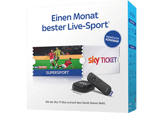 Sky TV Box (inklusive 1 Monatsticket Supersport)