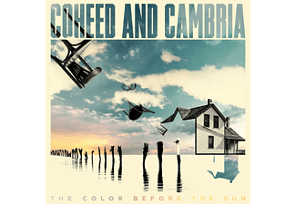 Coheed and Cambria - The Color Before the Sun (Coloured) (Vinyl LP (nagylemez))