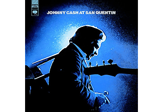 Johnny Cash - At San Quentin (CD)
