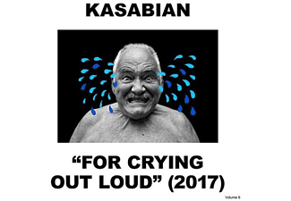 Kasabian - For Crying Out Loud (CD)