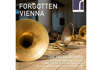 The Amade Players, George Clifford, Dominika Feher, The Choir of Sidney Sussex College Cambridge - Forgotten Vienna - (CD)