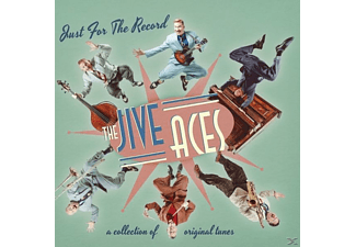 The Jive Aces - JUST FOR THE RECORD - (Vinyl)