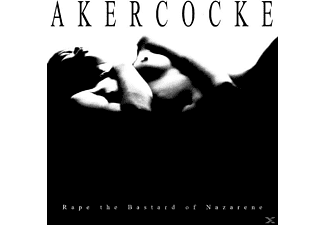 Akercocke - Rape Of The Bastard Nazarene - (Vinyl)