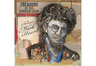 Mark Heard - TREASURE OF THE BROKEN LAND - (CD)