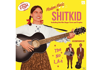Shitkid - FISH - (CD)