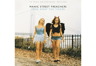 Manic Street Preachers - Send Away the Tigers (HQ) (Vinyl LP (nagylemez))