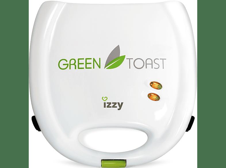 IZZY S-627 GREEN TOAST εικόνα   ήχος   offline τηλεοράσεις είδη σπιτιού   μικροσυσκευές για το πρωινό τ
