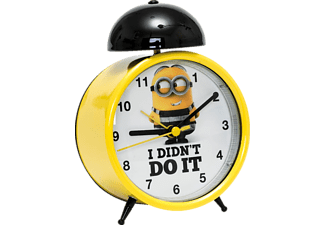 "Despicable Me 3 Wecker ""I DIDN'T DO IT"" gelb"