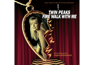 Angelo Badalamenti - Twin Peaks-Fire Walk With Me - (Vinyl)