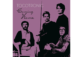 Tocotronic - Coming Home by Tocotronic - (CD)
