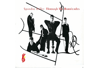 Spandau Ballet - Through the Barricades (Remastered) - (Vinyl)