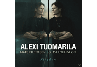 Alexi Tuomarila - Kingdom - (Maxi Single CD)