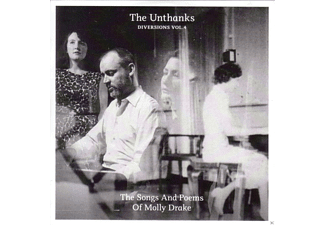 The Unthanks - Diversions Vol.4-Songs And Poems Of Molly Drake - (CD)