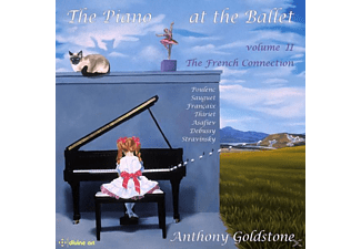 Anthony Goldstone - The Piano At The Ballet Vol.2 - (CD)