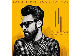 San2 & His Soul Patrol - Hold On (Extended Edition) - (CD)