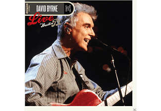 David Byrne - Live From Austin,TX - (Vinyl)