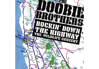 The Doobie Brothers - Rockin' Down The Hjighway - (CD)
