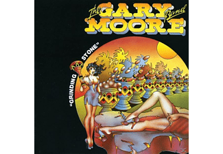 Gary Band Moore - Grinding Stone - (CD)