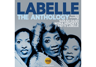 Labelle - The Anthology/+Solo Recordings by Nona Hendrix... - (CD)