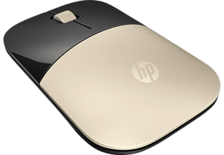 HP X7Q43AA HP Z3700 Gold Wireless Mouse