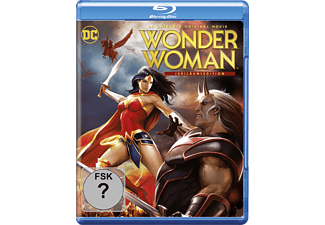 Wonder Woman (Jubiläumsedition) - (Blu-ray)