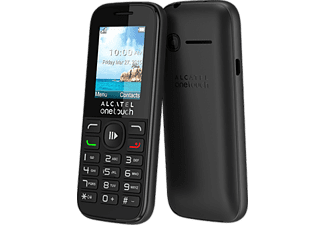 ALCATEL 1050D Dual Sim Black