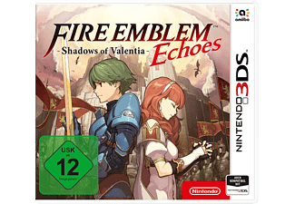 Fire Emblem Echoes: Shadows of Valentia [Nintendo 3DS]