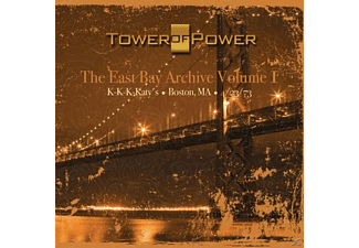 Tower of Power - THE EAST BAY ARCHIVE 1 - (CD)