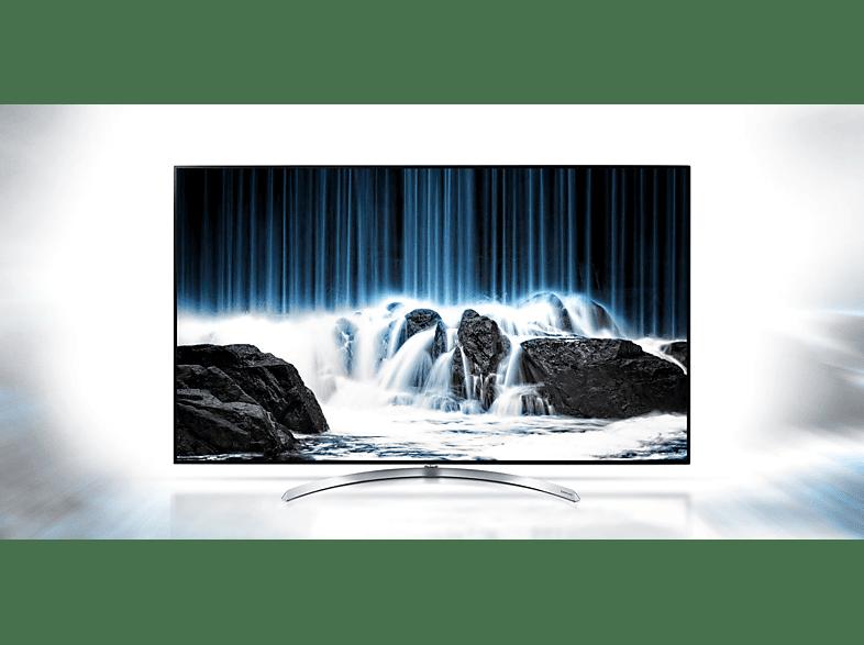 LG 55 SJ950V 4K UltraHD Smart LED televízió