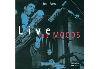 Bari-Tones - Live at Moods: Bari-Tones - (CD)