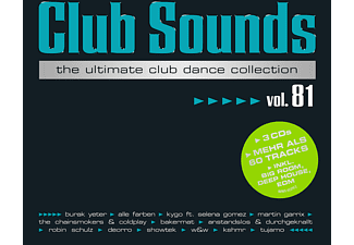 VARIOUS - Club Sounds,Vol.81 - (CD)