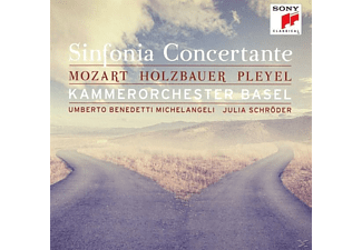 Kammerorchester Basel - Sinfonia concertante - (CD)