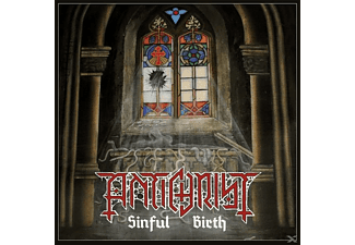Antichrist - Sinful Birth - (CD)